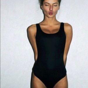 Cute Low Back Swimsuit